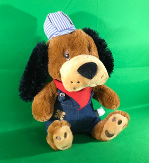 Plush - Rusty Dog Engineer