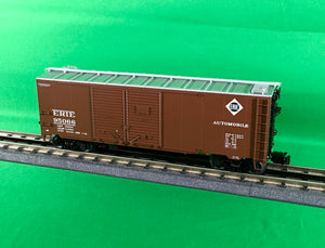"Atlas O 3001831 - 40' 1937 AAR Box Car - Double Door ""Erie"""