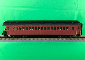 "Atlas O 2002719 - Trainman - 60' Observation Car ""Reading & Northern"""