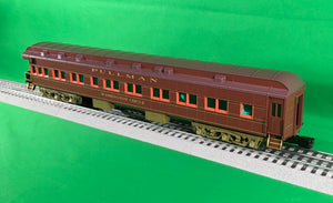 "Lionel 6-84827 - Pullman ""Washington Circle"" Heavyweight Passenger Observation Car ""Pennsylvania"""