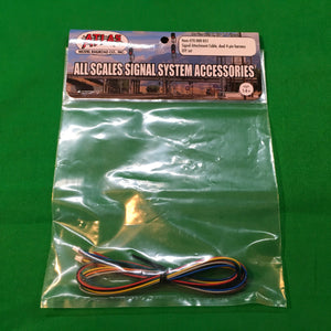 Atlas O 70 000 051 - Signal Attachment Cable (Dual 4-pin Harness DIY Set)