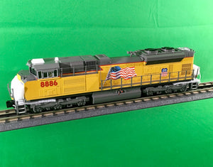 "MTH 30-20735-1 - SD70ACe Imperial Diesel Engine ""Union Pacific"" #8886 w/ PS3"