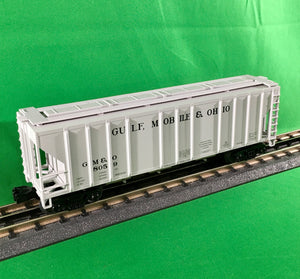 "MTH 30-75661 - Ps-2 Discharge Hopper Car ""Gulf Mobile & Ohio"""