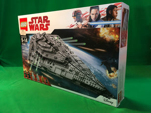 Lego 75190 - Star Wars - First Order Star Destroyer™