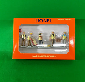 Lionel 6-82872 - Loader/Unloader Workers Figure Pack