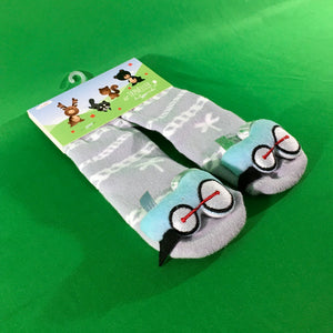 Muffin Ware - Lil Traveller Train Baby Socks