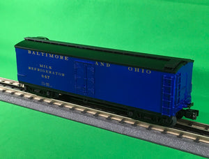 "Lionel 6-83576 - Milk Cars ""Baltimore & Ohio"""