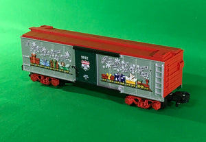 "Lionel 6-48825 - A/F Box Car ""2012 Christmas"""