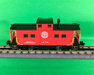 "Lionel 6-84139 - Northeast Caboose ""Western Maryland"" (Circle)"