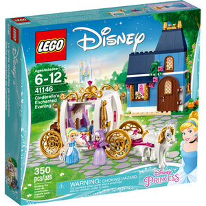 Lego 41146 - Disney Princess - Cinderella's Enchanted Evening