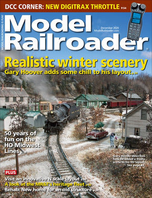 Model Railroader - Magazine - Vol. 87 - Issue 12 - Dec. 2020