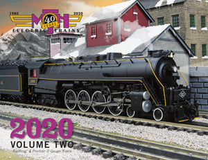 MTH - Catalog 2020 - MTH RailKing & Premier O Gauge Trains - Vol.2