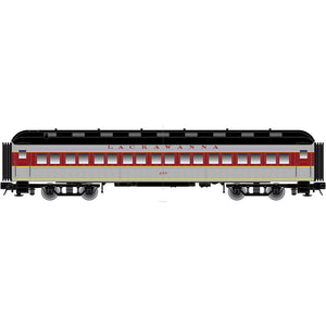 "Atlas O 2001105 - Trainman - 60' Coach Car ""Lackawanna"" - New Road Numbers"
