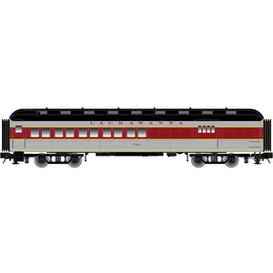"Atlas O 2001205 - Trainman - 60' Combine Car ""Lackawanna"" - New Road Numbers"