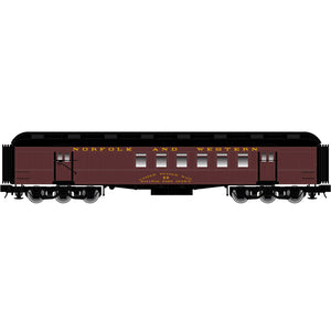 "Atlas O 2001412 - Trainman - 60' RPO Car ""Norfolk & Western"""