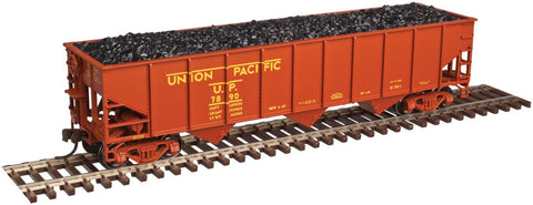 AO-2001818 Atlas O Trainman® AAR 70 Ton 3-Bay Open Hopper - Union Pacific