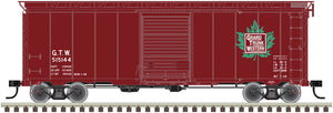 "Atlas O 2002226 - 40' Sliding Door Box Car ""Grand Trunk Western"""