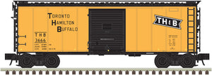 "Atlas O 2002230 - 40' Sliding Door Box Car ""Toronto Hamilton & Buffalo"""