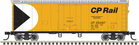 AO-2002306 Atlas O Trainman 40' Plug Door Box Car - CP Rail - 3 Rail