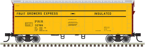 AO-2002307 Atlas O Trainman 40' Plug Door Box Car - FGE - 3 Rail