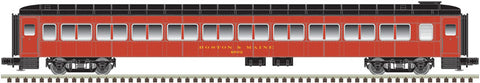 AO-2002901 Atlas O Trainman® Pullman Bradley Passenger Cars - Boston & Maine