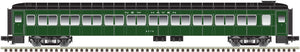 "Atlas O 2002904 - Trainman - Pullman Bradley Passenger Cars ""New Haven"""