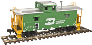 "Atlas O 2003002 - Trainman - C&O Cupola Caboose ""Burlington Northern"""