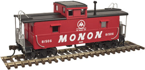 "Atlas O 2003005 - Trainman - C&O Cupola Caboose ""Monon"""