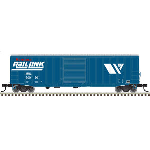 "Atlas O 2003100 - Trainman - 50'6"" Box Car ""Montana Rail Link"""