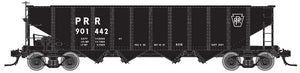 Atlas O 3002031 - H21A Hopper PRR Simplified Scheme - 2 Rail