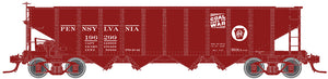"Atlas O 3002035 - H21A Hopper PRR Keystone ""Coal Goes To War"" - 2 Rail"