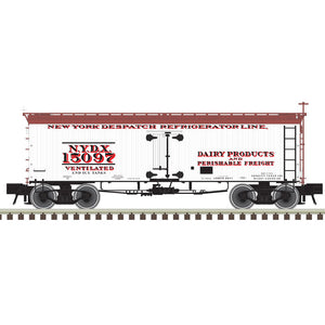 "Atlas O 3001432 - Master 36' Wood Reefer ""New York Despatch"""
