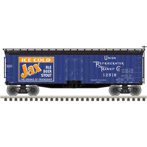 "Atlas O 3001569 - 40' Wood Reefer ""Jax"""