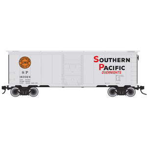 "Atlas O 3002838 - 40' 1937 AAR Box Car - Single Door ""Southern Pacific"" - 2 Rail"