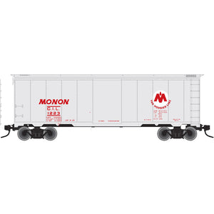 "Atlas O 3002839 - 40' 1937 AAR Box Car - Single Door ""Monon"" - 2 Rail"