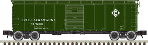 "Atlas O 3001910 - 1923 ARA (X-29) 40' Steel Box Car ""Erie Lackawanna"""