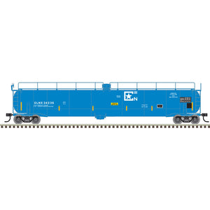 "Atlas O 3003006 - 33,000 Gallon Tank Car ""GNLX"""