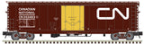 "Atlas O 3003513 - 50' PS-1 Plug Door Box Car ""Canadian National"""