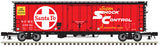 "Atlas O 3003517 - 50' PS-1 Plug Door Box Car ""Santa Fe"""