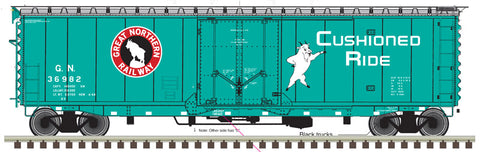 "Atlas O 3003518 - 50' PS-1 Plug Door Box Car ""Great Northern"""