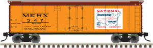 "Atlas O 3003908 - 40' Steel Reefer ""National Packing Company"""