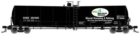 "Atlas O 3006013 - 25,500 Gallon Tank Car ""Harvest States CHSX"" - 2 Rail"