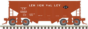 "Atlas O 3006817 - 55-Ton Coal Hopper ""Lehigh Valley"" - 2 Rail"