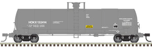 "Atlas O 3007208 - ACF® 17,360 Gallon Tank Cars ""HOKX"" (RECT 2003)"