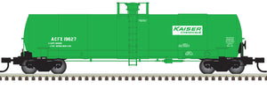 "Atlas O 3007209 - ACF® 17,360 Gallon Tank Cars ""Kaiser Chemicals"""