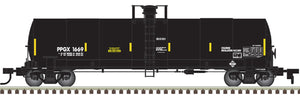 "Atlas O 3008211 - ACF® 17,360 Gallon Tank Cars ""PPGX"" - 2-Rail"