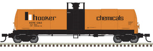 "Atlas O 3007213 - ACF® 17,360 Gallon Tank Cars ""Hooker"""