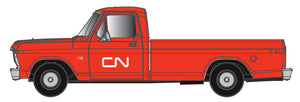 Atlas O 3009942 - Ford F100 - 1/48th Scale - Canadian National (Red)