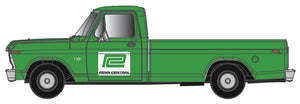 Atlas O 3009947 - Ford F100 - 1/48th Scale - Penn Central (Green)
