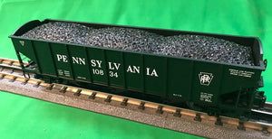 "MTH 20-97843 - 70-ton 3-Bay Hopper Car ""Pennsylvania"""